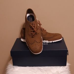 CLEARANCE NWT COLE HAAN ZEROGRAND WING SZ: 8.5
